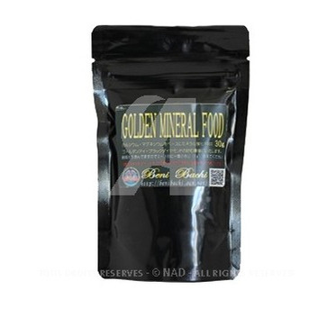 Benibachi Golden Mineral Food [30g]