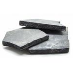 Black Slate Stone - skała czarna (łupek)