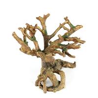 BONSAI BROWN [22x19x20.5cm] - korzeń bonsai pień z koroną