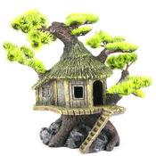 BONSAI-HOUSE - Dom na drzewie bonsai IGŁY 20x15,5x20cm