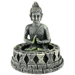 BORO [11x11x12.5cm] - budda z Borobudur w kole