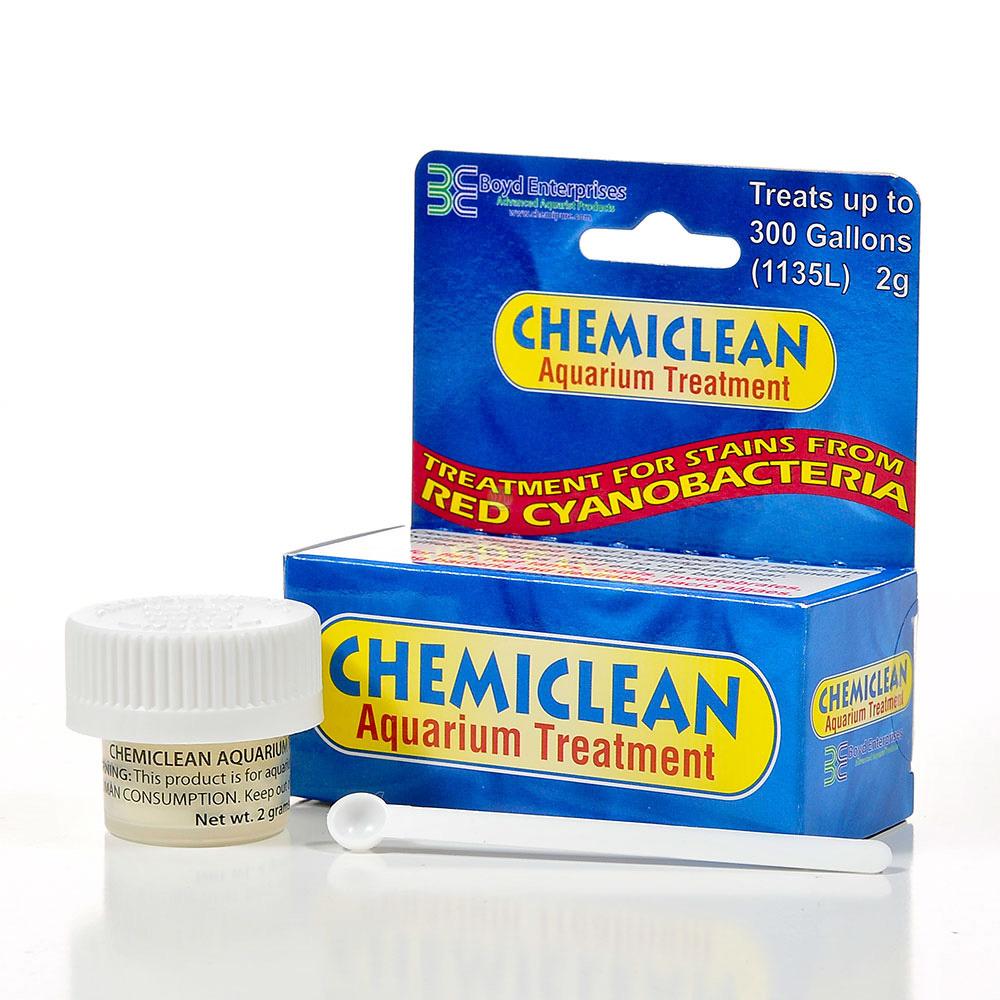 Boyd Chemiclean [1 porcja na 38l] - preparat na sinice