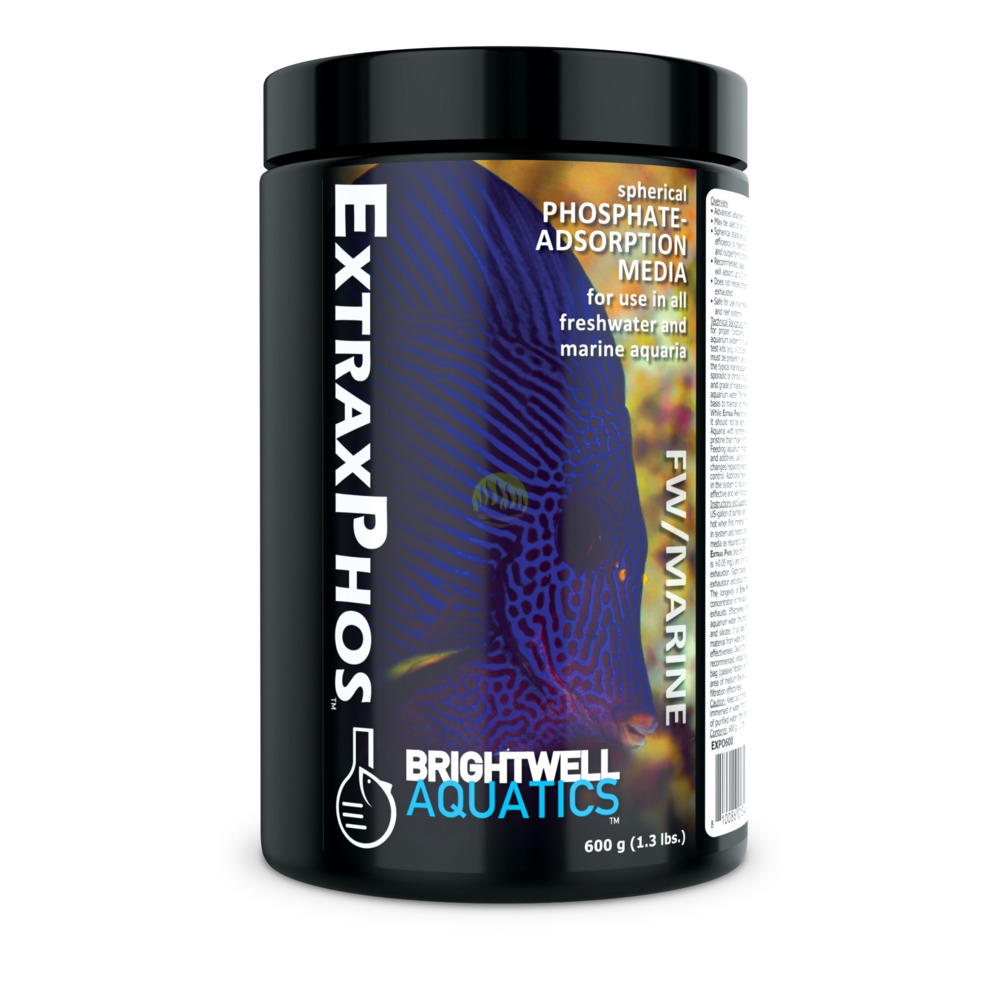 Brightwell Extrax Phos [600g] - usuwa fosforany i krzemiany