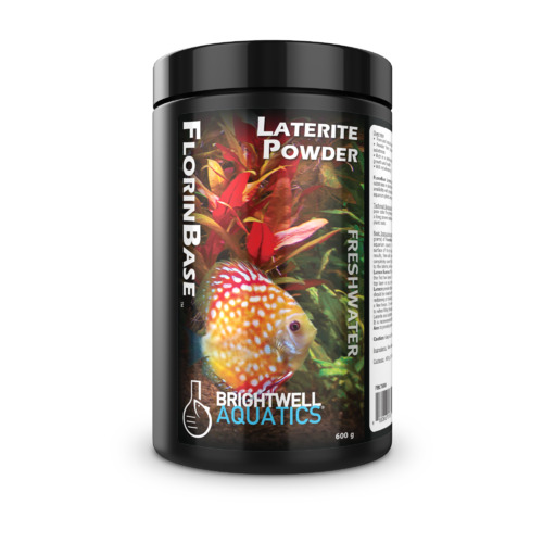 Brightwell FlorinBase Laterite Powder [1kg] - lateryt w proszku
