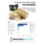 Brightwell MicroBacterLATTICE M [2l] - wkład ultraporowaty