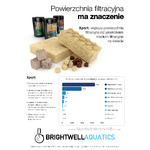 Brightwell MicroBacterLATTICE S [250ml] - wkład ultraporowaty