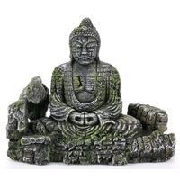 BUDDHA L [22x10.5x19cm] - medytujący budda
