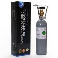 Butla CO2 2l [42cm] - fabrycznie nowa (pełna)