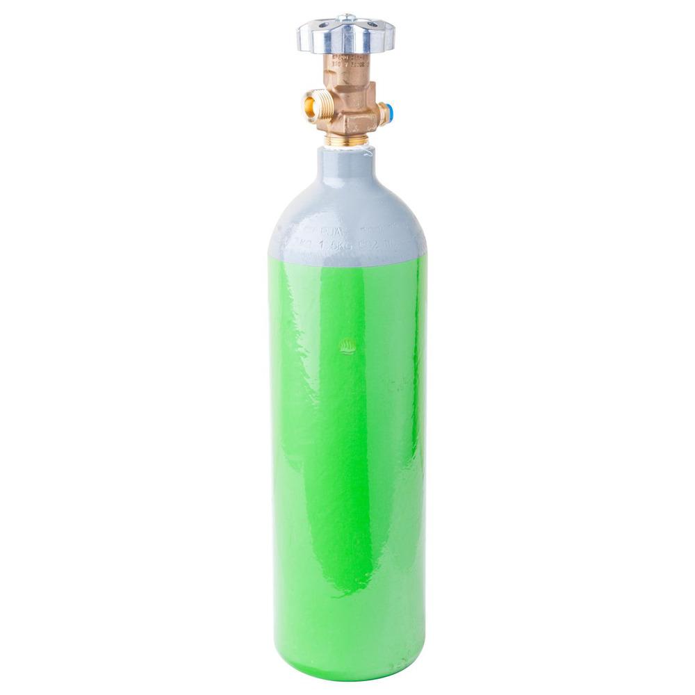 Butla CO2 2l [44cm] - fabrycznie nowa (pełna)