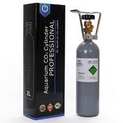 Butla CO2 2l [47cm] - BLUE nowa z zaworem