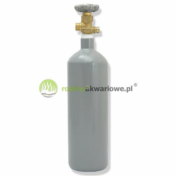 Butla CO2 4l [47cm] - fabrycznie nowa (pełna)
