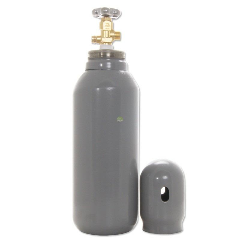 Butla CO2 5l [55cm] - fabrycznie nowa (pełna)