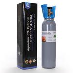 Butla CO2 5l [57cm] - BLUE nowa z zaworem (pełna)