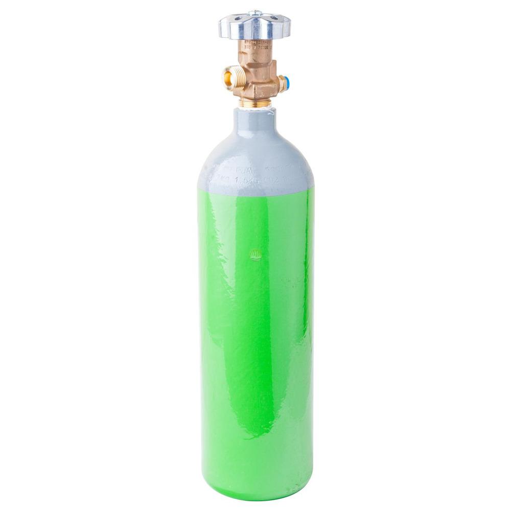 Butla CO2 6kg / 8l [78cm] - fabrycznie nowa (pełna)