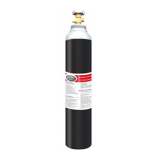 Butla CO2 8l [77cm] - AquaNova nowa z zaworem