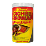 Cichlid arowana & large sticks [1000ml] (63536)