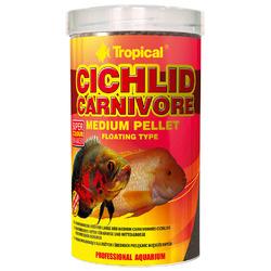 Cichlid carnivore medium pellet [500ml] (60765)