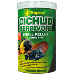 Cichlid herbivore small pellet [1000ml] (60856)