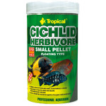 Cichlid herbivore small pellet [250ml] (60854)