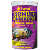 Cichlid omnivore medium pellet [1000ml] (60966)