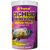Cichlid omnivore medium pellet [1000ml] (60966)