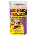 Cichlid red & green medium sticks [250ml] (63724)