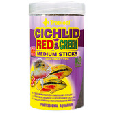 Cichlid red & green medium sticks [250ml] (63724)
