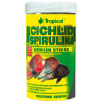 Cichlid spirulina medium sticks [250ml] (63624)