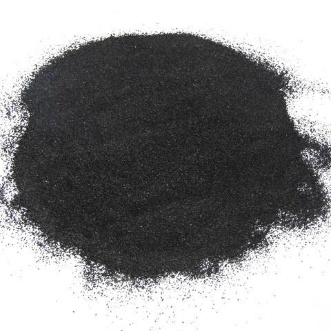 Czarny piasek bazaltowy dla krewetek 0.1-0.3mm [1.5l] - BBD