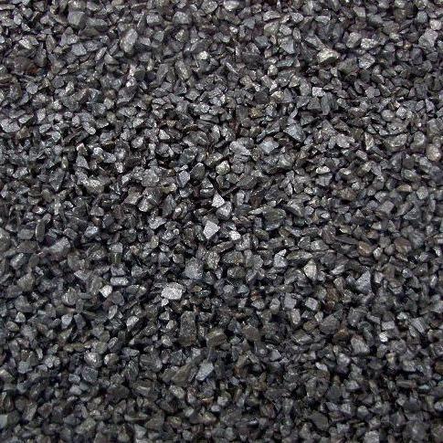 Czarny żwir bazaltowy 2-4 mm [1.5l / 2kg] - D