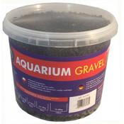 Czarny żwir bazaltowy 2-5mm [5kg]