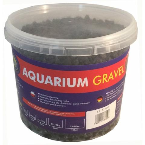 Czarny żwir bazaltowy 5-10mm [5kg]