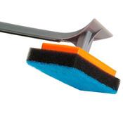 Czyścik do szyb EBI z ruchomą końcówką z gąbki [41.5cm]