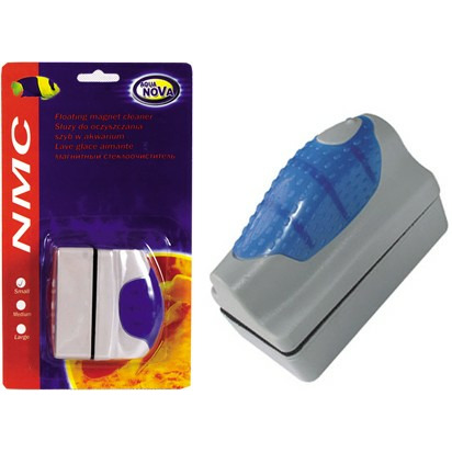 Czyścik magnetyczny Aqua Nova NMC-L [11 x 5.5cm]