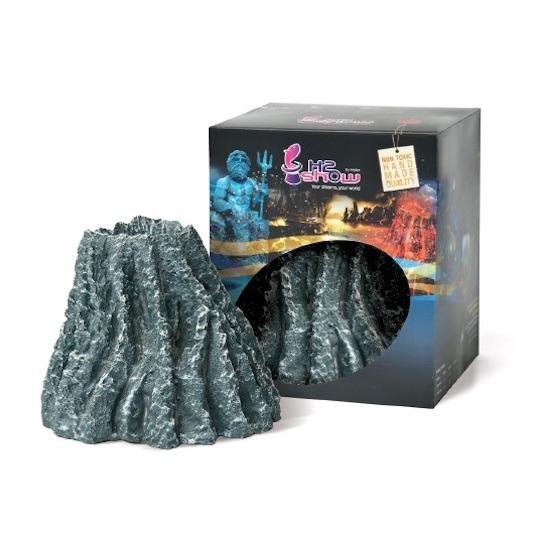 Dekoracja Hydor H2shOw Earth Wonders - wulkan
