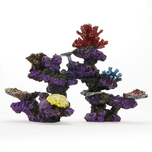 Dekoracja Yusee - koralowce L (38x18x26cm)