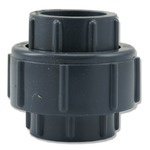 Dwuzłączka PCV [Φ 32mm] z uszczelką