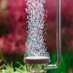 Dyfuzor CO2 NEO Clip Large [34cm/25mm] - akrylowy z kolankiem