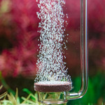 Dyfuzor CO2 NEO Clip Small [23cm/12mm] - akrylowy z kolankiem (CURVED SPECIAL S)