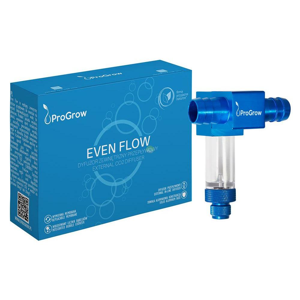 Dyfuzor CO2  ProGrow Even Flow [12/16mm] - przepływowy reaktor CO2