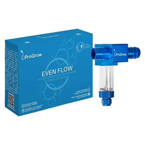 Dyfuzor CO2  ProGrow Even Flow [16/22mm] - przepływowy reaktor CO2