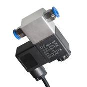 Elektrozawór CO2 Aqua-Art 1.3W z przewodem i złączkami [1/8 cala]