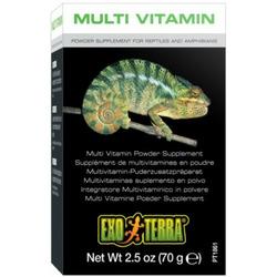 Exo Terra Multi Vitamin [70g] - witaminy dla gadów i płazów