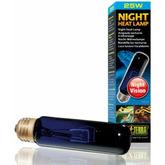 EXO TERRA Night-Heat 25W - nocna żarówka grzewcza