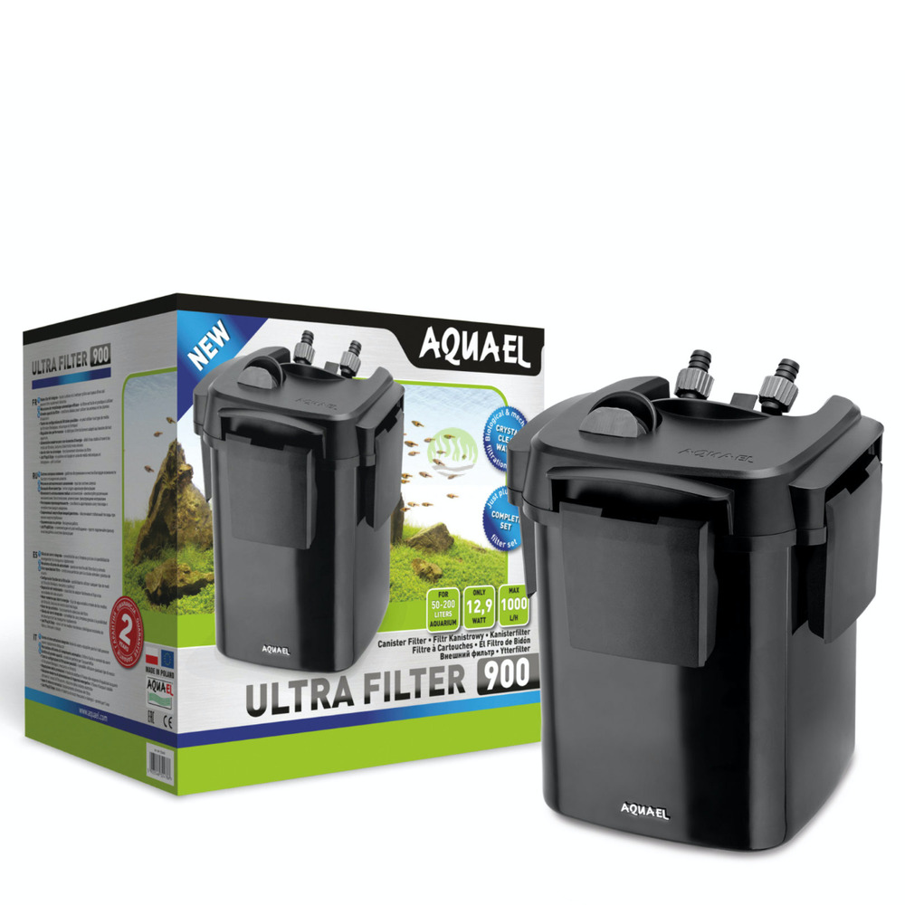 Filtr AquaEL ULTRA FILTER 900 - do akwarium 50-200l