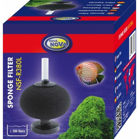 Filtr gąbkowy do akwarium 380l (okrągły)