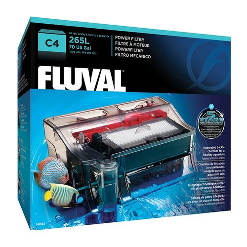 Filtr kaskadowy Fluval C4 - do 265l