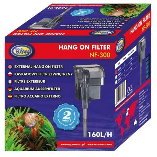 Filtr kaskadowy NF-300 [300l/h]
