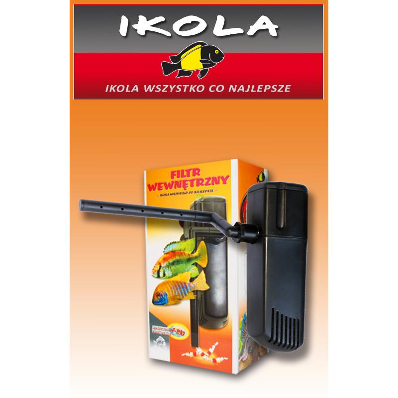 Filtr new wewnętrzny Ikola A-290 [1000l/h] do akwarium max 200l