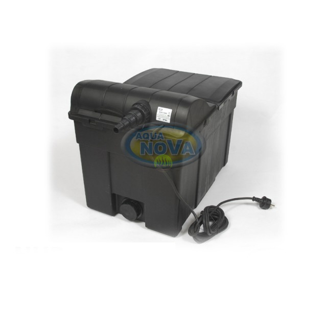 Filtr NUB-25000 z lampą UV [36W]